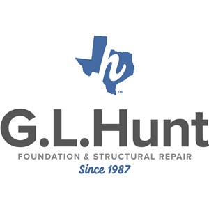 G. L. Hunt Foundation Repair Logo