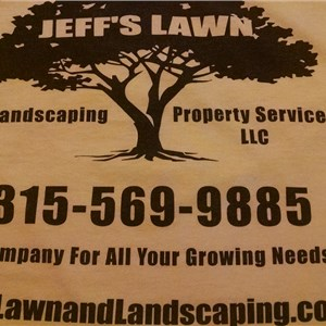 Jeffs Lawn & Landscape Cover Photo
