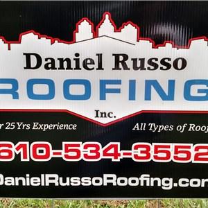 Daniel Russo Roofing Inc Logo