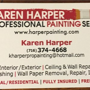 Karen Harper Professional Painting Services Cover Photo