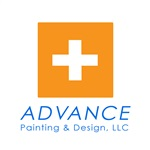 ADVANCE Painting & Design, LLC Logo