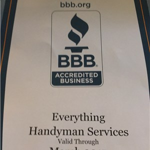 Everything HandymanServices Cover Photo
