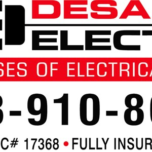 Desanto Electric LLC Logo