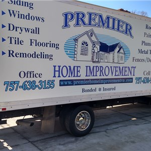 premier home improvement Logo