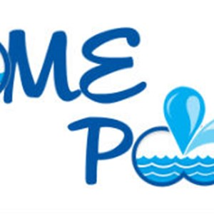 Home Pools And Hot Tubs Logo