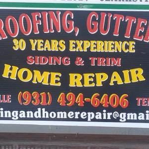 Jr Roofing Logo