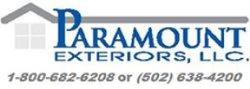 Paramount Exteriors, LLC Logo