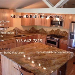 Kitchen and Bath Remodeling Logo
