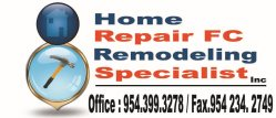Home Repair FC Remodeling Specialist inc Logo