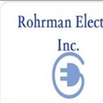 Rohrman Electric, Inc. Logo