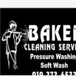 Baker Cleaning Service Logo