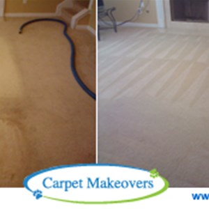 Carpet Makeovers Logo