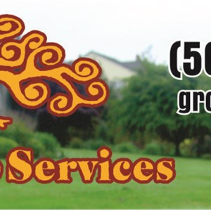 Ground UP Services Logo