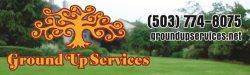 Ground UP Services Logo