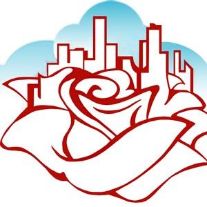 Rosecity Garage Doors Logo