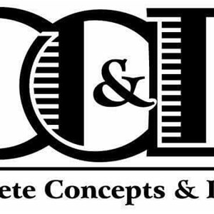 Concrete Concepts & Design Logo