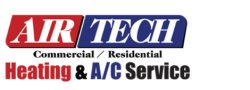 Air Tech Heating & A/C Service Logo