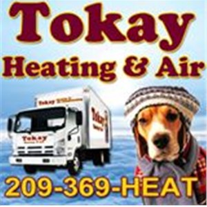 Tokay Heating & Air Conditioning Logo
