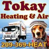 Tokay Heating & Air Conditioning Logo