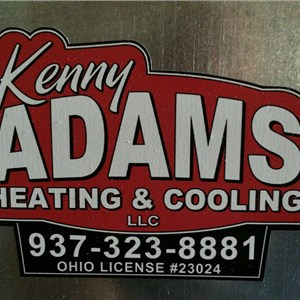 Kenny Adams Heating & Cooling llc Logo
