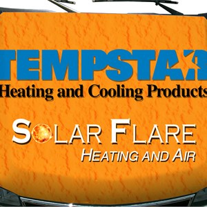 Solar Flare Heating And AIR Cover Photo
