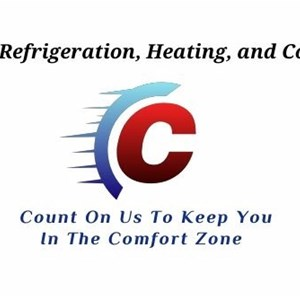 Craft Refrigeration, Heating & Cooling Logo