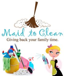 Maid to Clean Logo