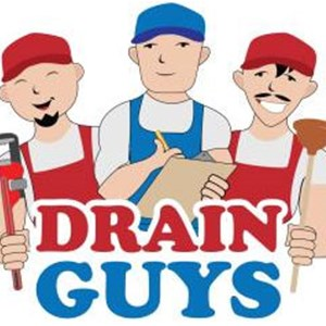 The Drain Guys Plumbing and Rooter Logo