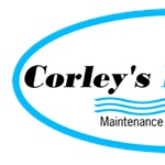 Corleys Pool Pros Logo