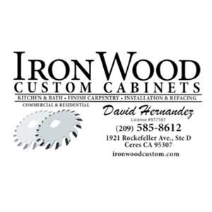Ironwood Custom Cabinets Logo