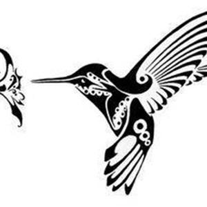 Chuparosa Painting Logo