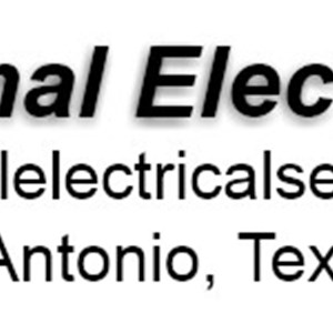 National Electrical Service Logo