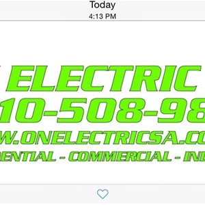 On Electric LLC Logo