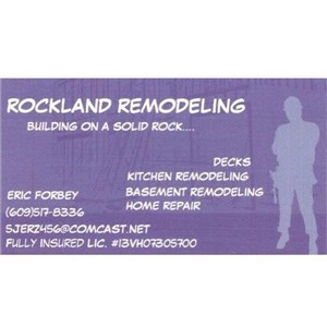Rockland Remodeling Cover Photo