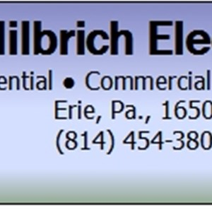J E Hilbrich Electric Logo