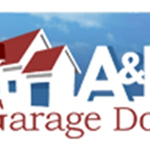 A and R Garage Door Repair Logo