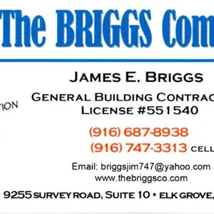 The Briggs Company Cover Photo