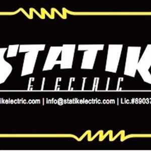 Statik Electric, INC Logo