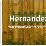 Hernandez Fence Cover Photo