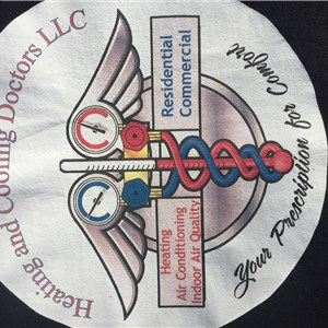 Heating & Cooling Doctors Logo