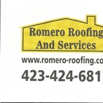 Romero Roofing and Services LLC Logo
