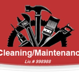 C C Cleaning/Maintenance, Inc Logo