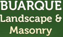 Buarque Landscaping & Masonry Logo