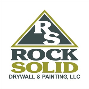 Rock Solid Drywall & Painting, LLC Logo
