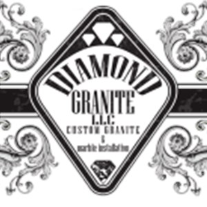 Diamond Granite LLC Logo