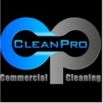 Cleanpro Janitorial Service Logo