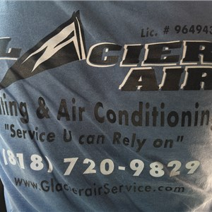 Glacier AIR Logo