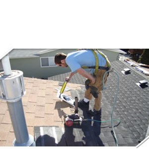 Omega Roofing Logo