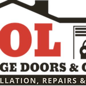 Sol Garage Door & Gates Logo