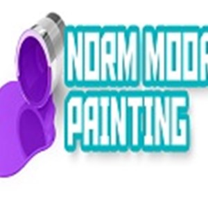 Norm Moore Painting Logo